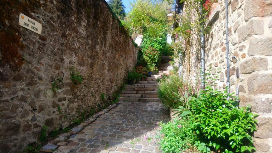 une journée à visiter Dinan en Bretagne