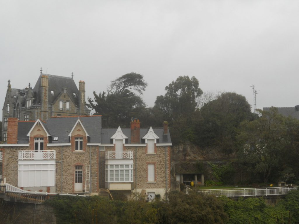 visiter Dinard: villas Belle Epoque incontournable