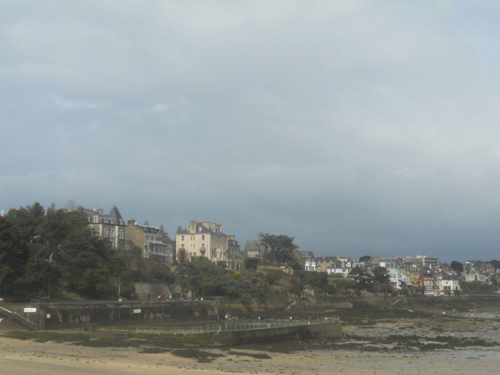 une journée à visiter Dinard sur la côte d'Emeraude en Bretagne