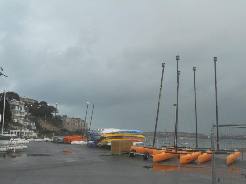 activité nautique à faire à Dinard