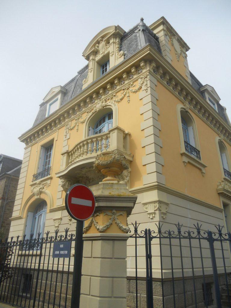 admirer les villas d'Epoque à Dinard