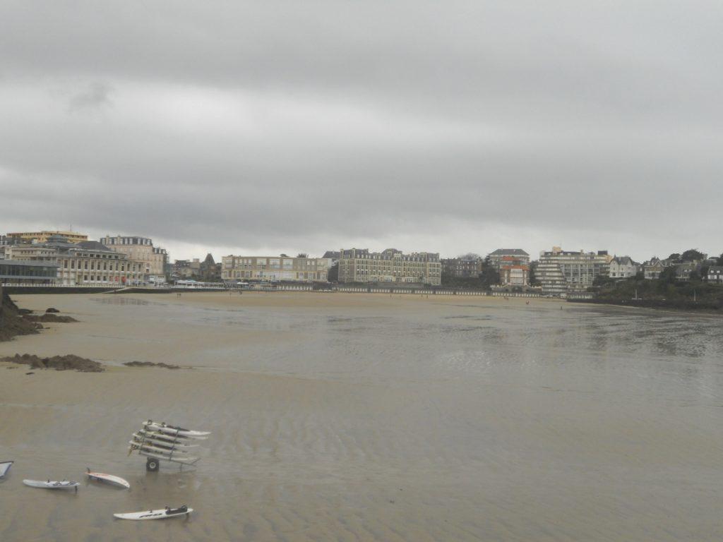 que voir à Dinard en Bretagne en 1 journée