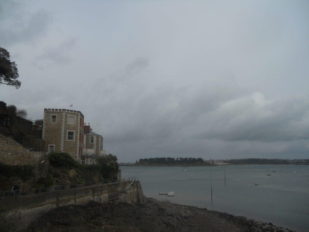 visiter Dinard en Bretagne lors d'un long week-end à Saint-Malo