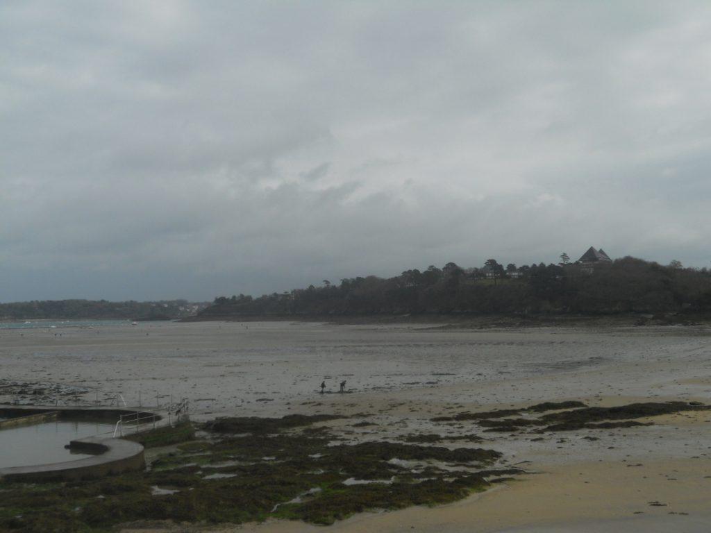 paysage de Bretagne à admirer à Dinard