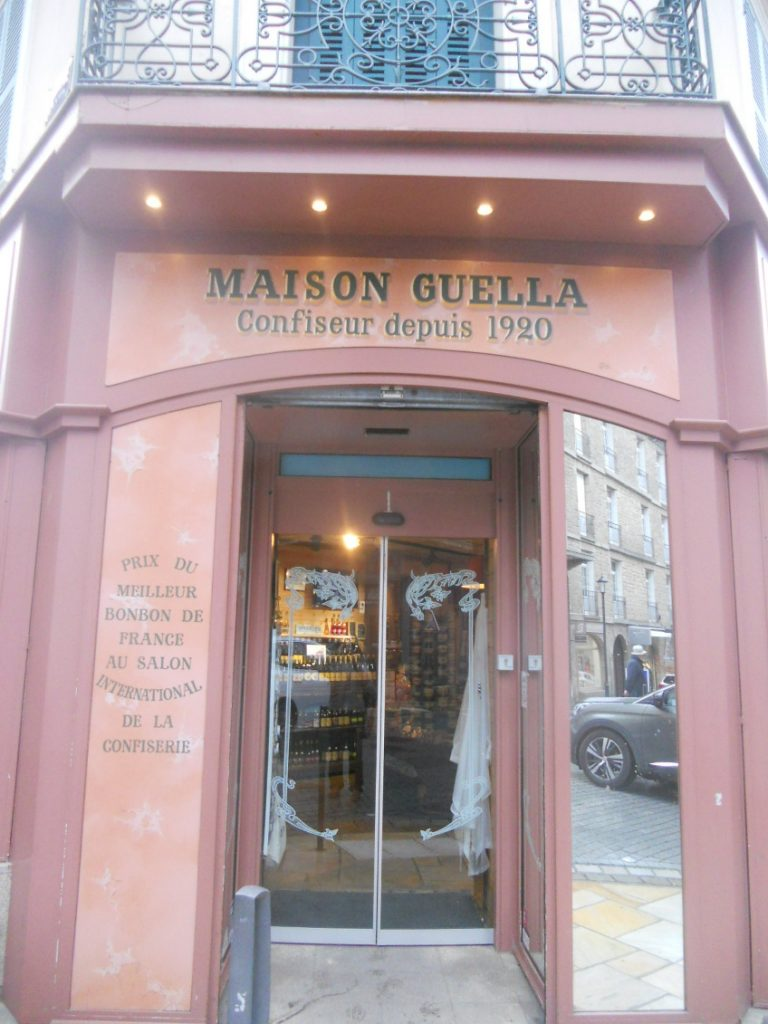 confiseries bretonnes à déguster à Dinard