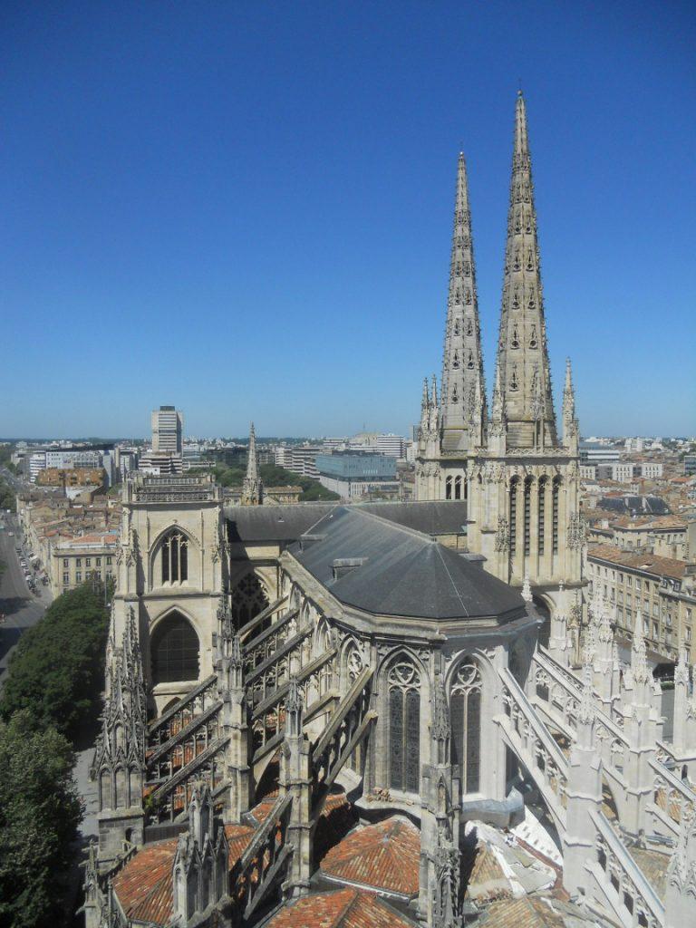 visiter Bordeaux avec la Tour Pey-Berland