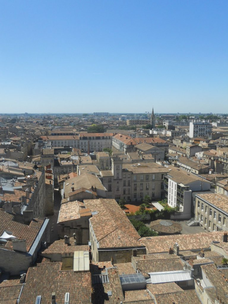 visiter la Tour Pey Berland à Bordeaux est un incontournable