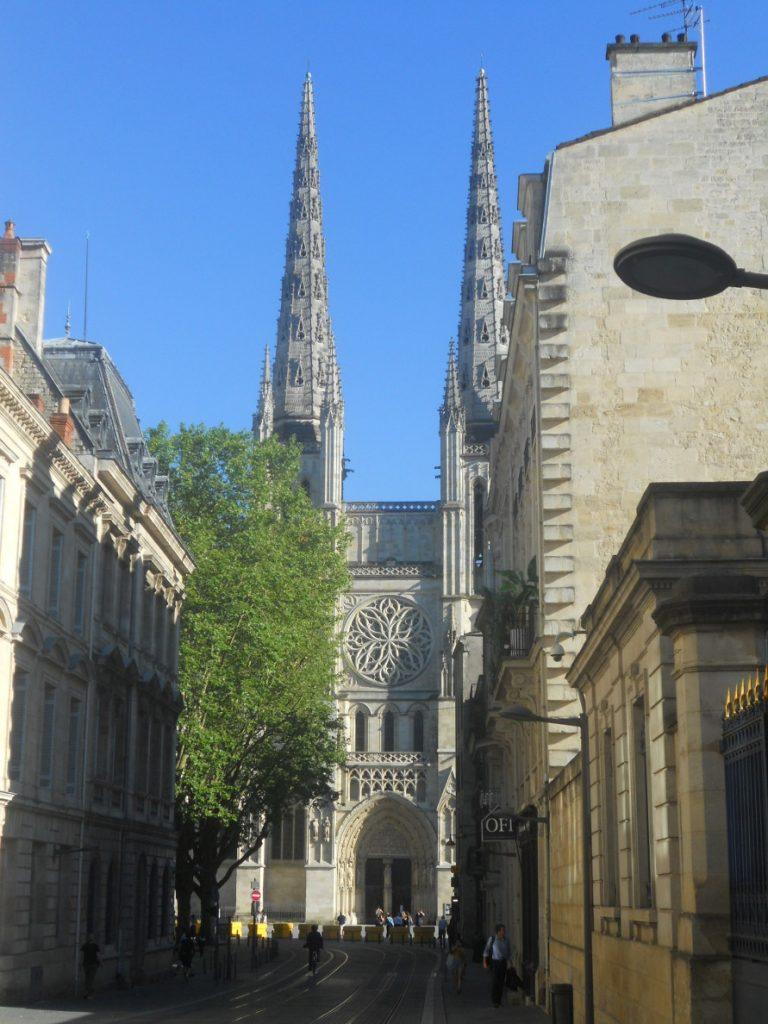 incontournable de la cathédrale Saint André de Bordeaux