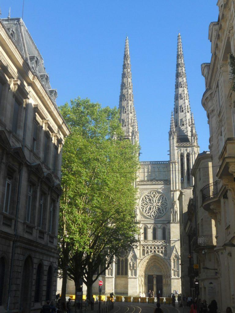 cathédrale Saint-André est à voir à Bordeaux