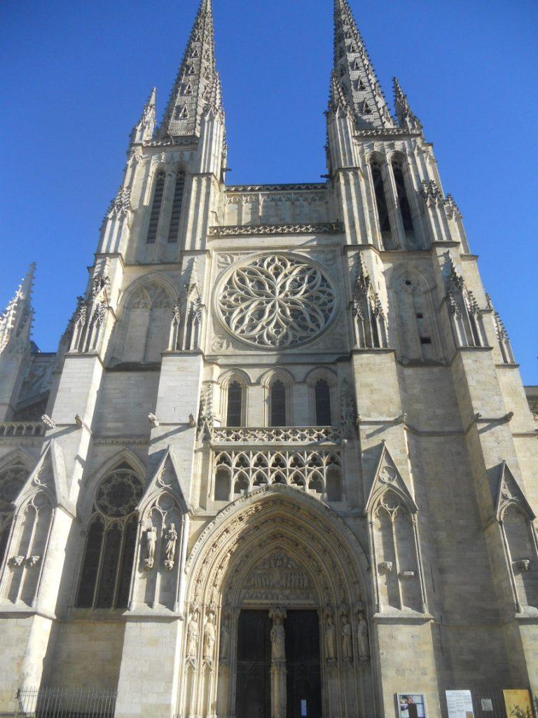 visiter Bordeaux en 3 à 4 jours: cathédrale Saint-André