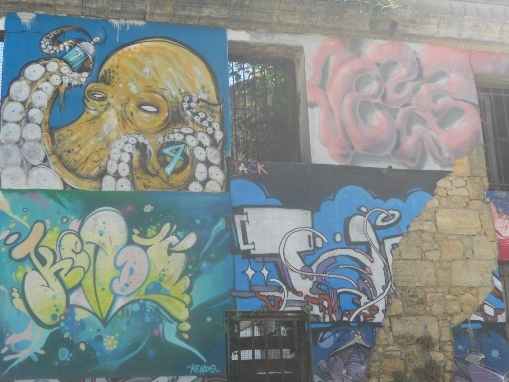 art urbain à découvrir à Bordeaux près de la cité du Vin