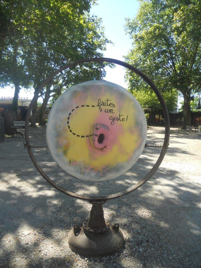 espace artistique créatif à Bordeaux