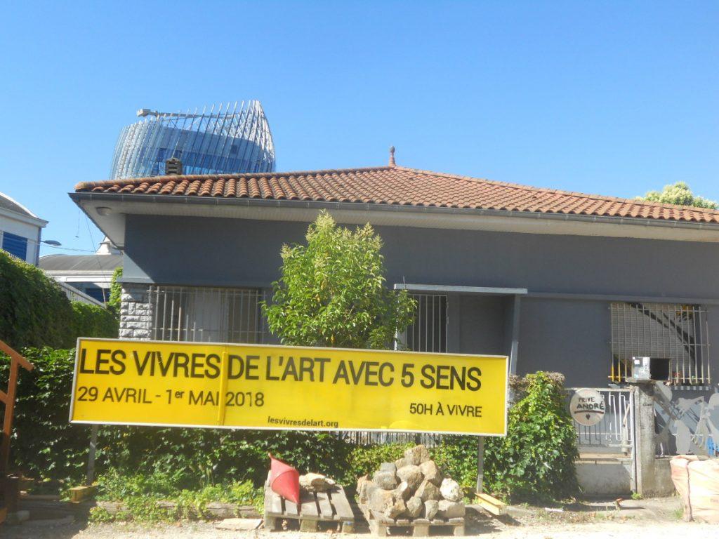 découvrir art urbain à Bordeaux