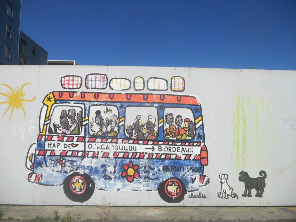 découvrir le street art à Bordeaux