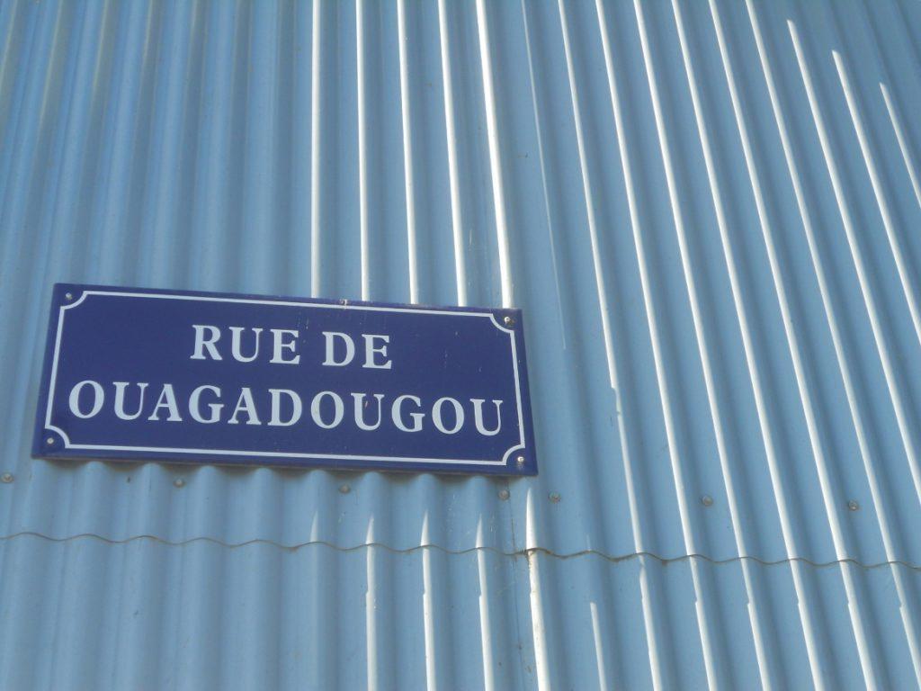 art urbain à Bordeaux près des quais Bacalan
