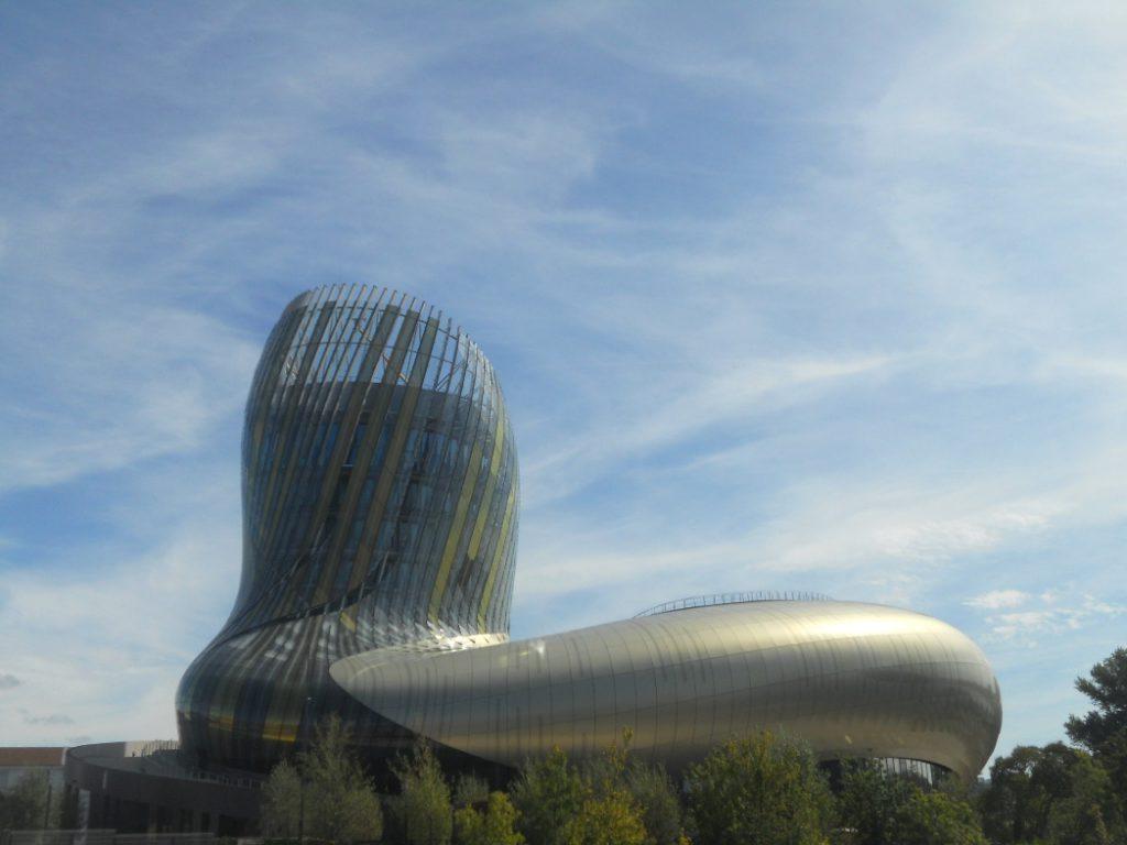 cite du Vin est à découvrir à Bordeaux pour un weekend