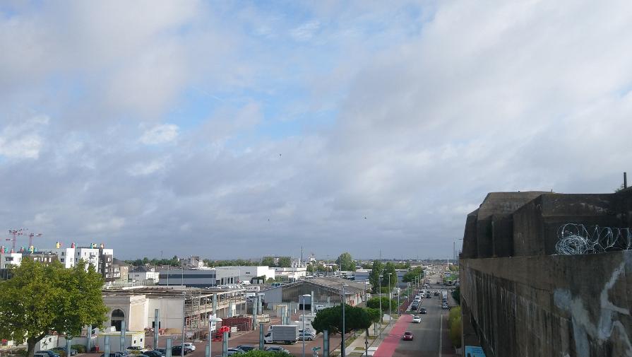 hauteurs de Saint-nazaire