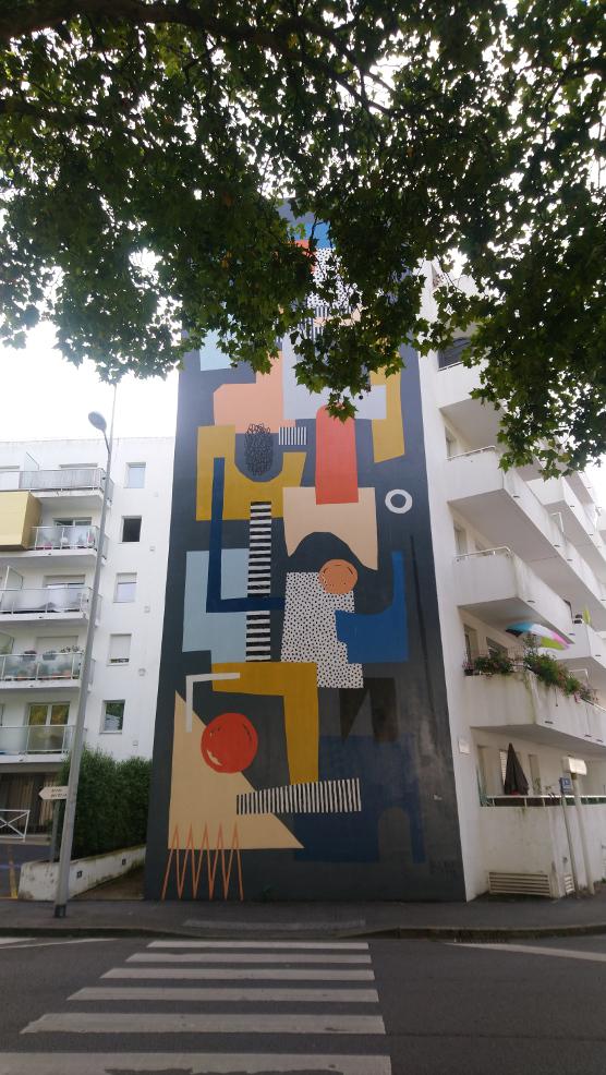 street art à voir à Saint-Nazaire
