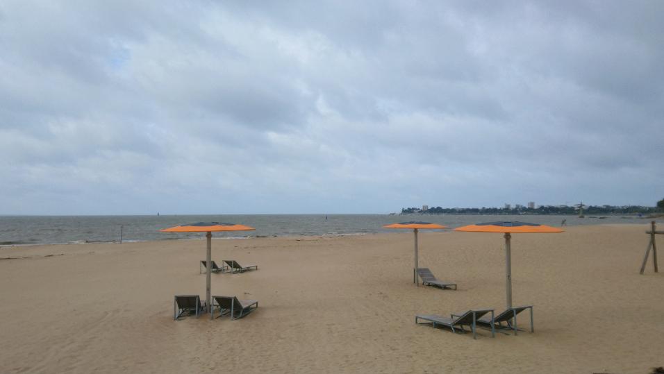 plage de saint-nazaire